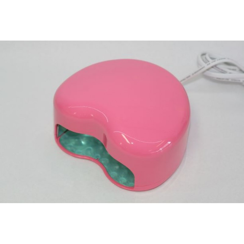 3 Watt LED Lamp - Pink