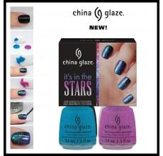 China Glaze It's In The Stars Set 5pc Kit