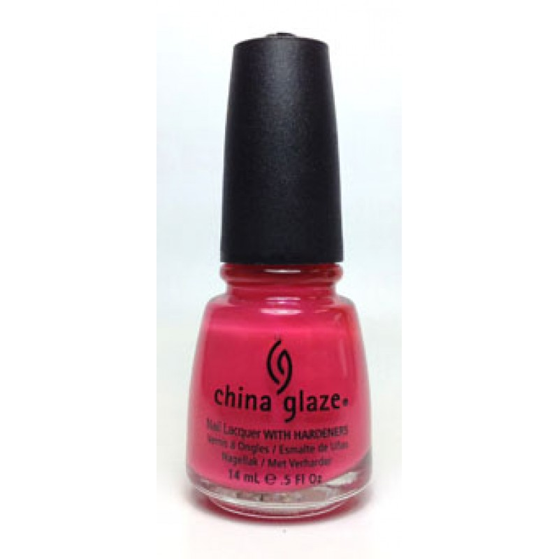 China Glaze B-Girlz