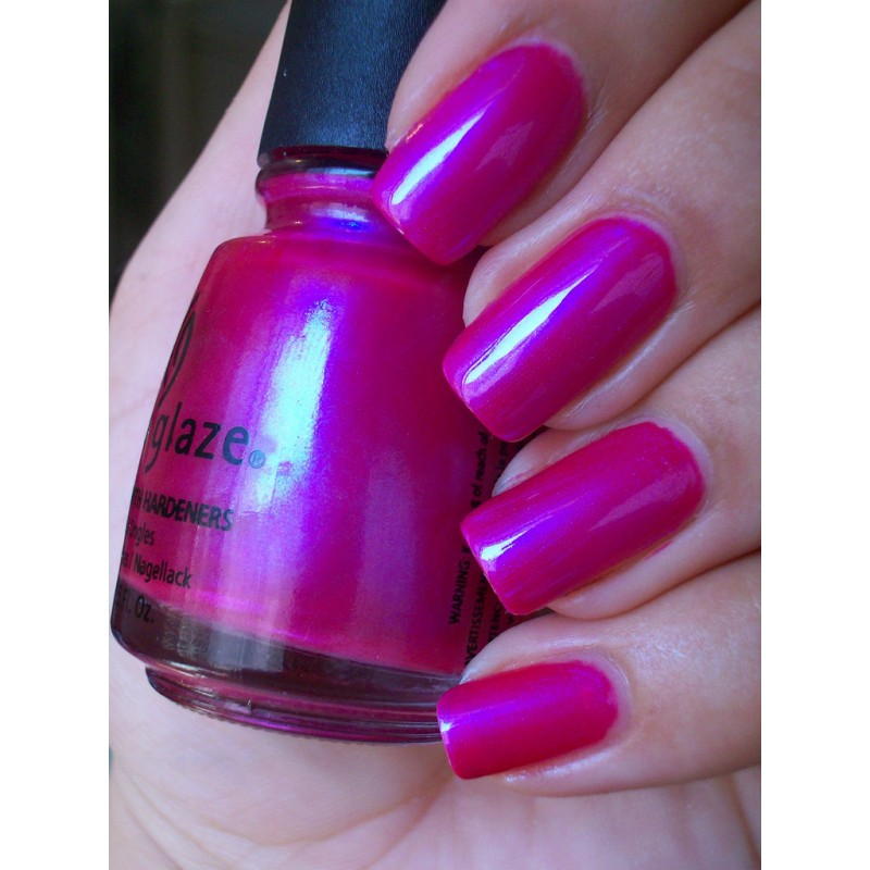China Glaze Caribbean Temptation