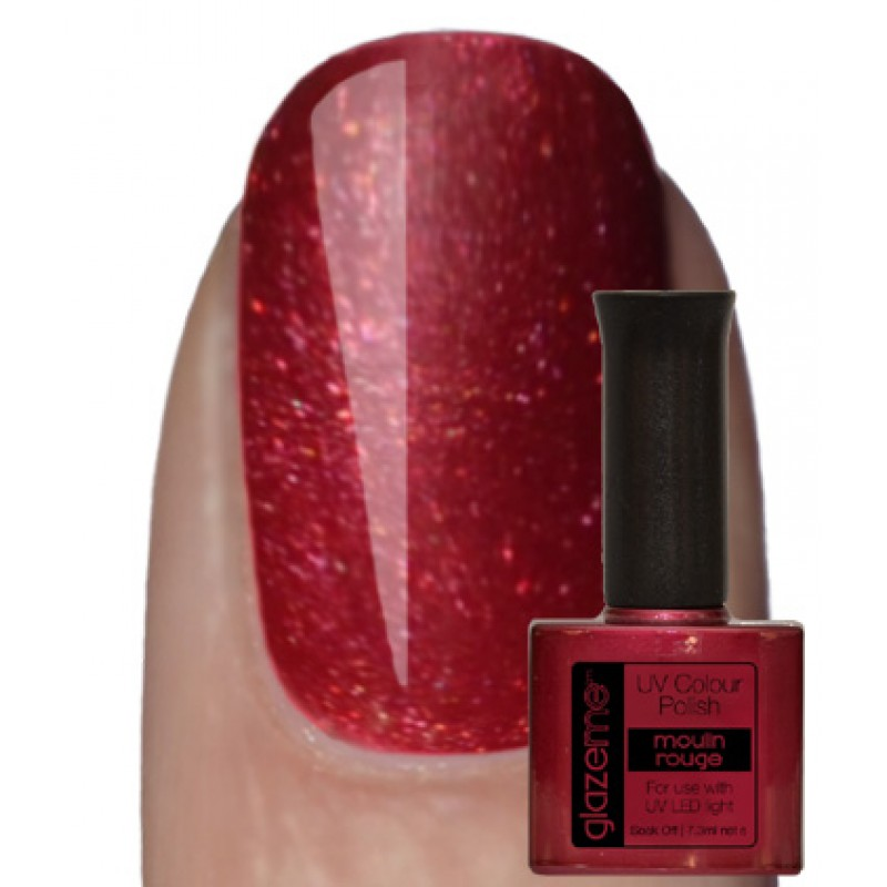 GlazeMe Moulin Rouge Gel Polish