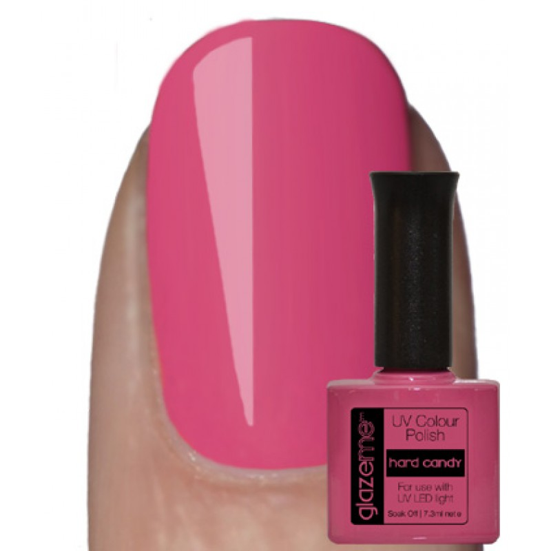 GlazeMe Hard Candy Gel Polish