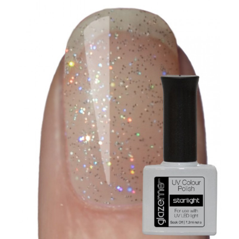 GlazeMe Starlight Gel Polish