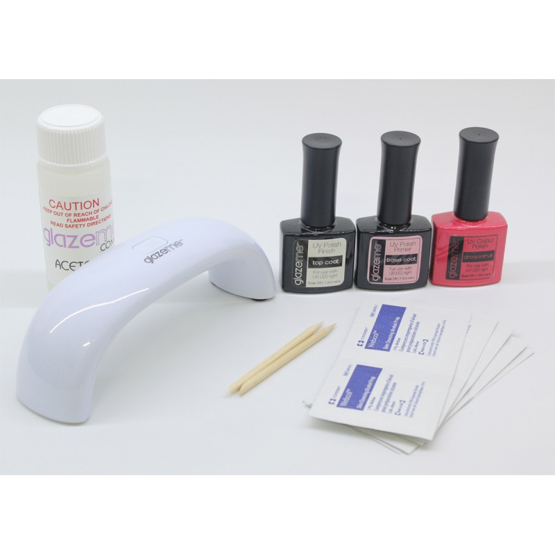 Gel Nail Trial Kit