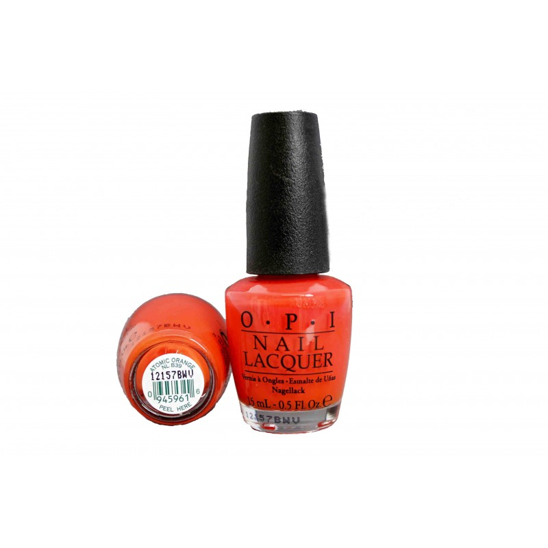 OPI - ATOMIC ORANGE (Retiring)