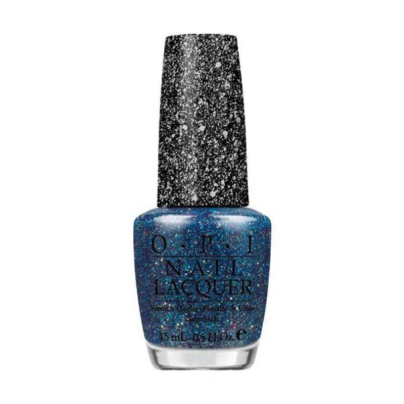 OPI - Get Your Number (Textured Matte Glitter)  (Retiring)