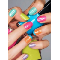 Colourful Nail Design Ideas