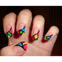 Cool Creative Colorful Nail Designs