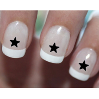 Cute Star Nail Designs