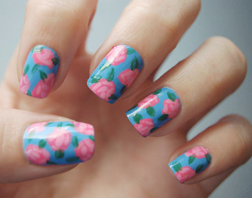 Really nice nail designs best nail ideas flower nail design ideas prinsesfo Images