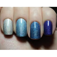 Blue Nail Design Ideas
